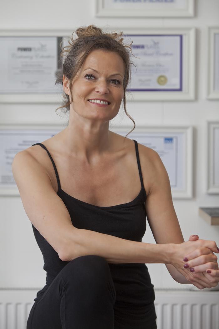 Pernille Maertens Olsen - PilatesandMore.dk