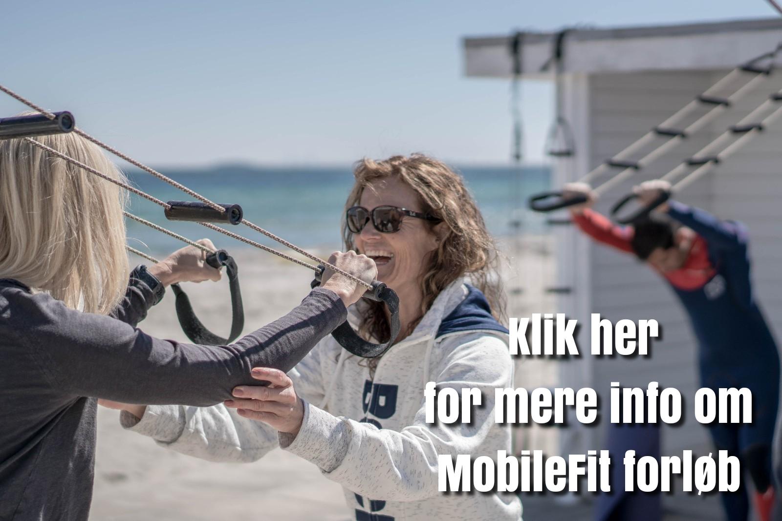 MobileFit Forløb