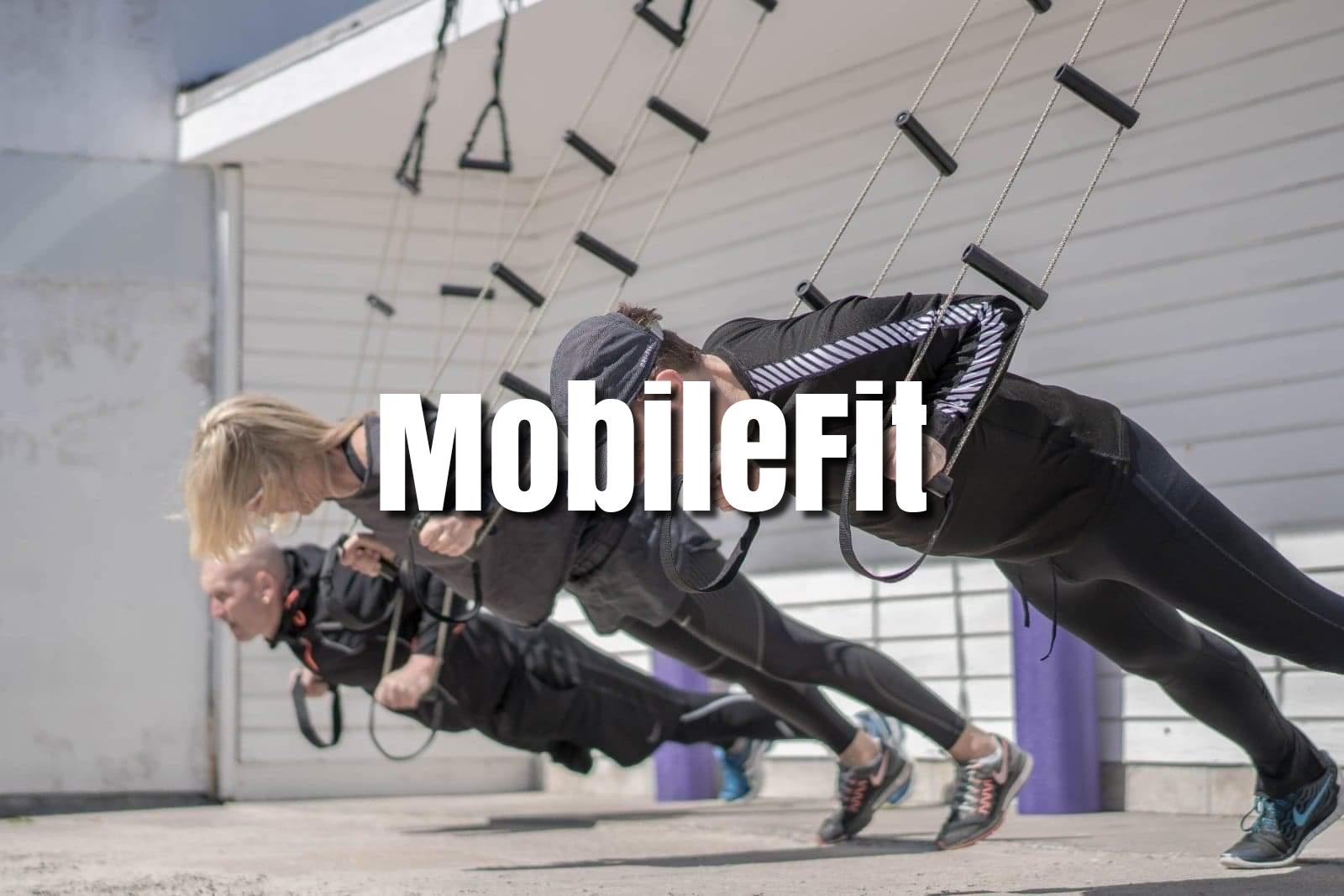 Mobilefit forløb - PilatesAndMore.dk