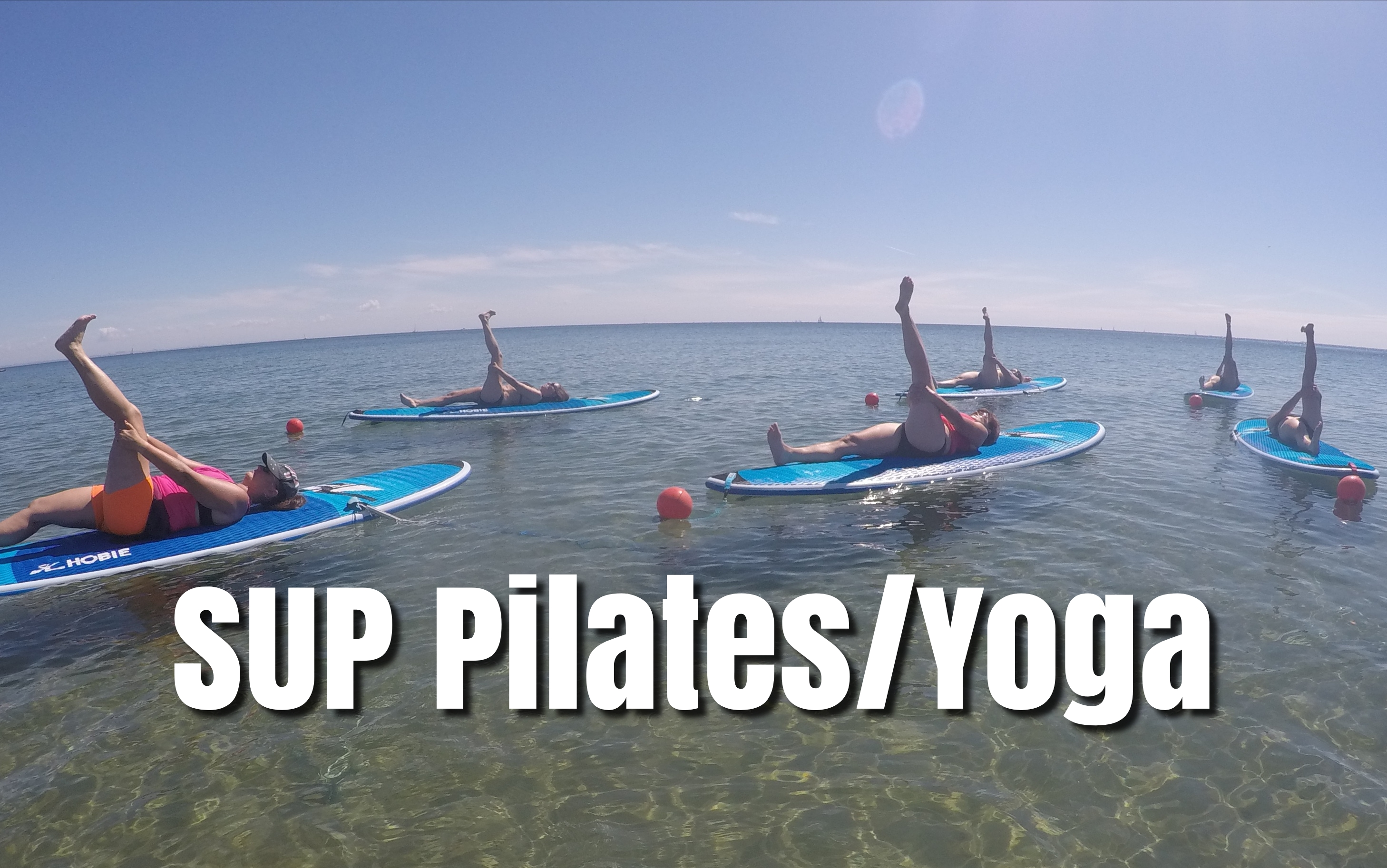 SUP PILATES/YOGA